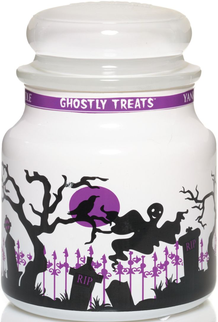 Yankee Candle NEW for Halloween 2014 - Ghostly Treats: Amazon.co.uk: Kitchen & Home