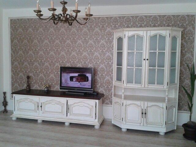 Our work. :) Furniture makeover. DIY!!!