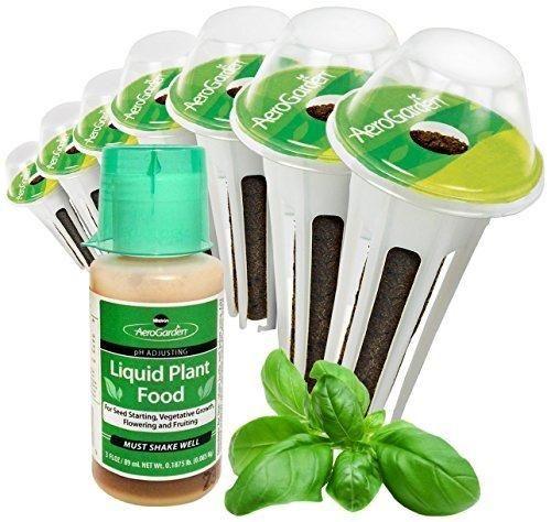Miracle-Gro AeroGarden Pesto Basil Seed Pod Kit (7-Pods)