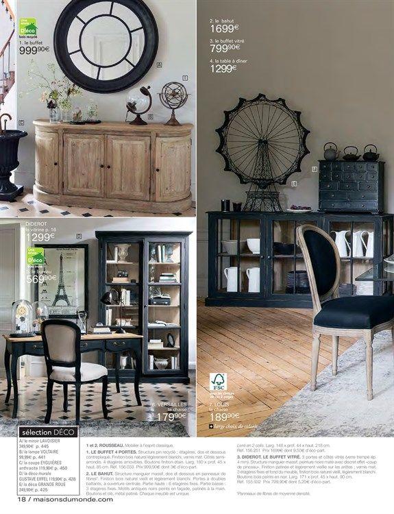 Catalogue deco maison gallery of stunning decoration des - Nouveau catalogue maison du monde ...