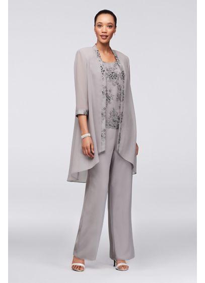083e83d207d Long Jumpsuit Jacket Formal Dresses Dress - Le Bos   Diamond ...