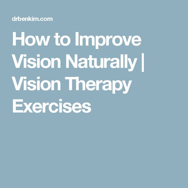 Isometric Exercises For Seniors: How To Improve Vision Naturally