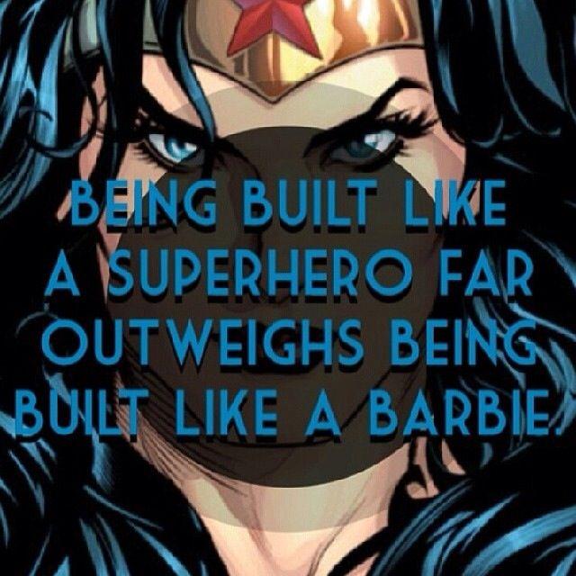 Wonder Woman Fitness Quotes: 1026 Best Adrenalin Rush