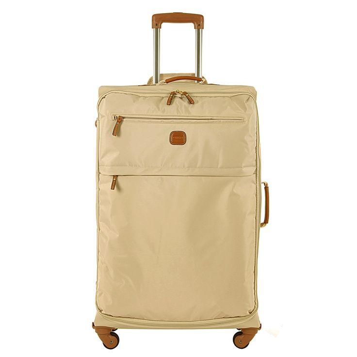 No. 1: (ikke like lett å få tak i) X-TRAVEL 28 inch ultra-lightweight suitcase - Brics