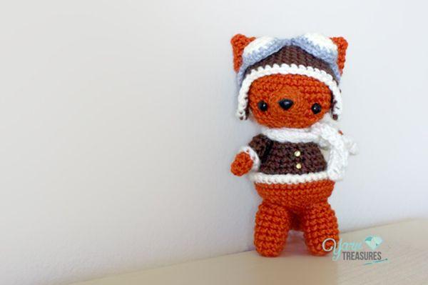 Amigurumi Bigfoot Bear : Little Bigfoot Bear Free Crochet Pattern Amigurumi To Go ...