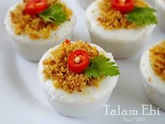 HESTI'S KITCHEN : yummy for your tummy...: Talam Ebi