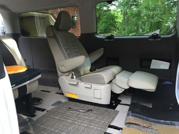 Toyota Sienna Seat Our Nv 3500 Photo Gallery Nissan