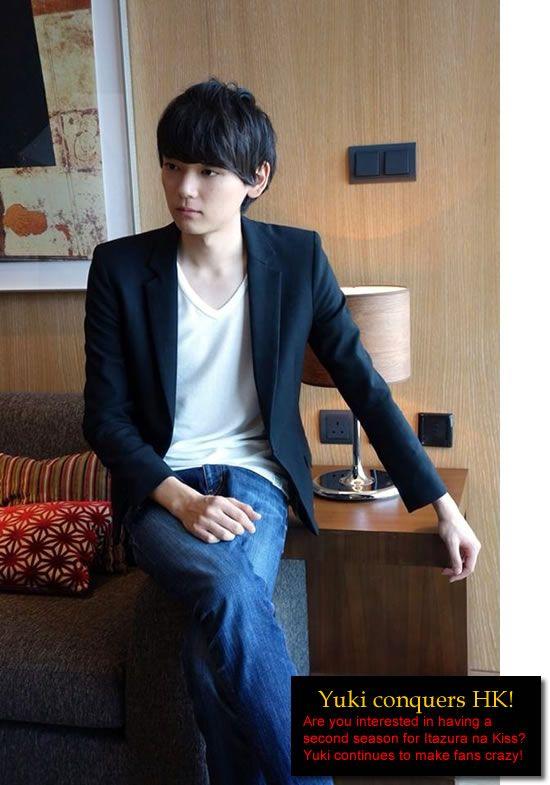 Yuki Furukawa in 2019 | Asian actors, Actor, Itazura na kiss Yuki Furukawa 2019