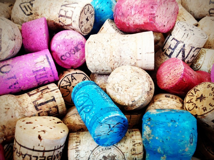 hand painted wine corks 69 best bday party ideas brian 50th images on pinterest crafts