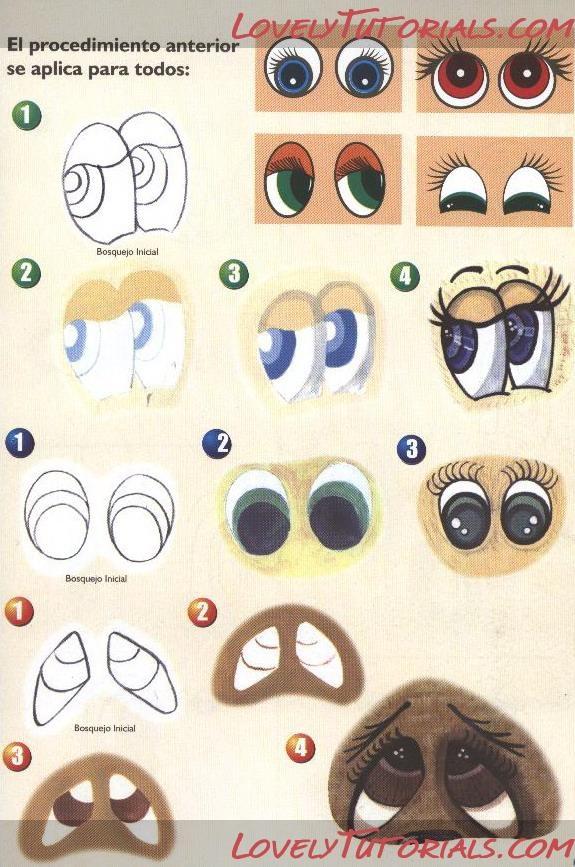 OJOS   :Name:  Cómo Pintar Ojos (7)-2.jpg  Views: 0  Size:  180.1 KB
