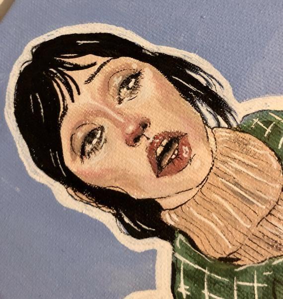 The Shining Wendy Torrance Portrait In 2020