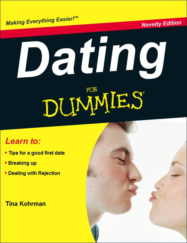 dating for dummies 3rd edition