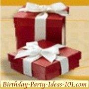 Ideas de la fiesta de cumpleaños,