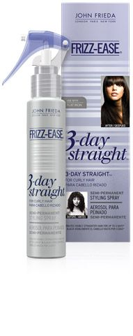 Hair & Humidity: Bed Head Tigi Straighten Out and CHI Air Ceramic Straightener   Never Say Die Beauty