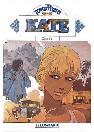 "Jonathan series no.7 by Cosey (Bernard Cosendai, Switzerland): ""Kate """