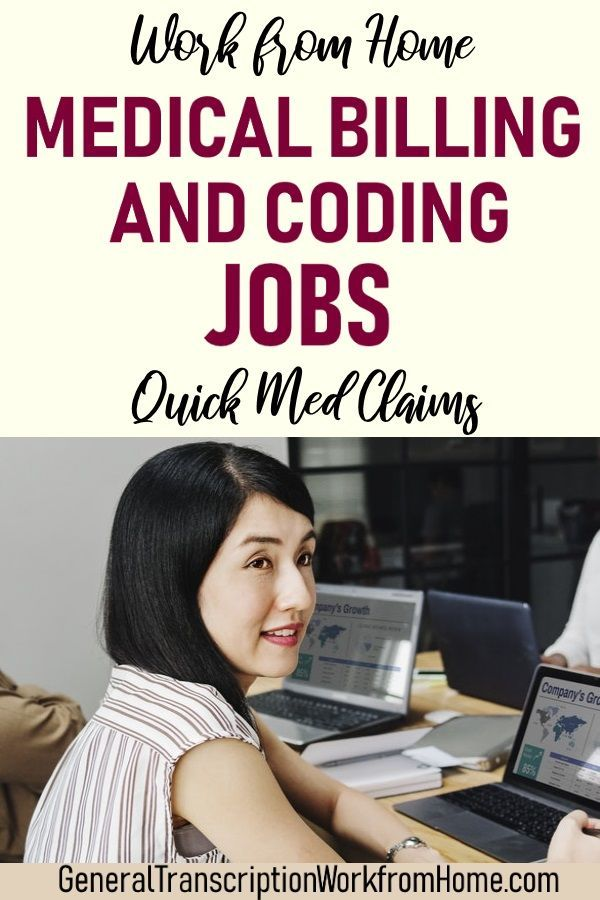 Medical Billing And Coding Jobs With Quick Med Claims Billing