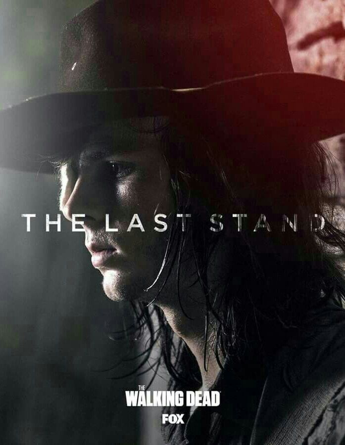 CARL GRIMES LAST STAND!