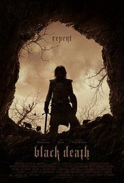 BLACK DEATH starring Eddie Redmayne & Sean Bean. Set during the time of the first outbreak of bubonic plague in England, a young monk is given the task of learning the truth about reports of people being brought back to life in a small village.