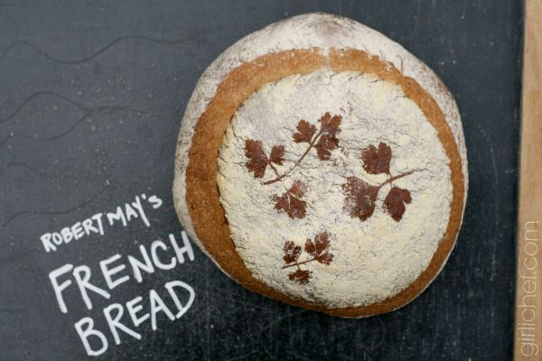 Robert May's French Bread (a 354-year old recipe) #bread | girlichef.com