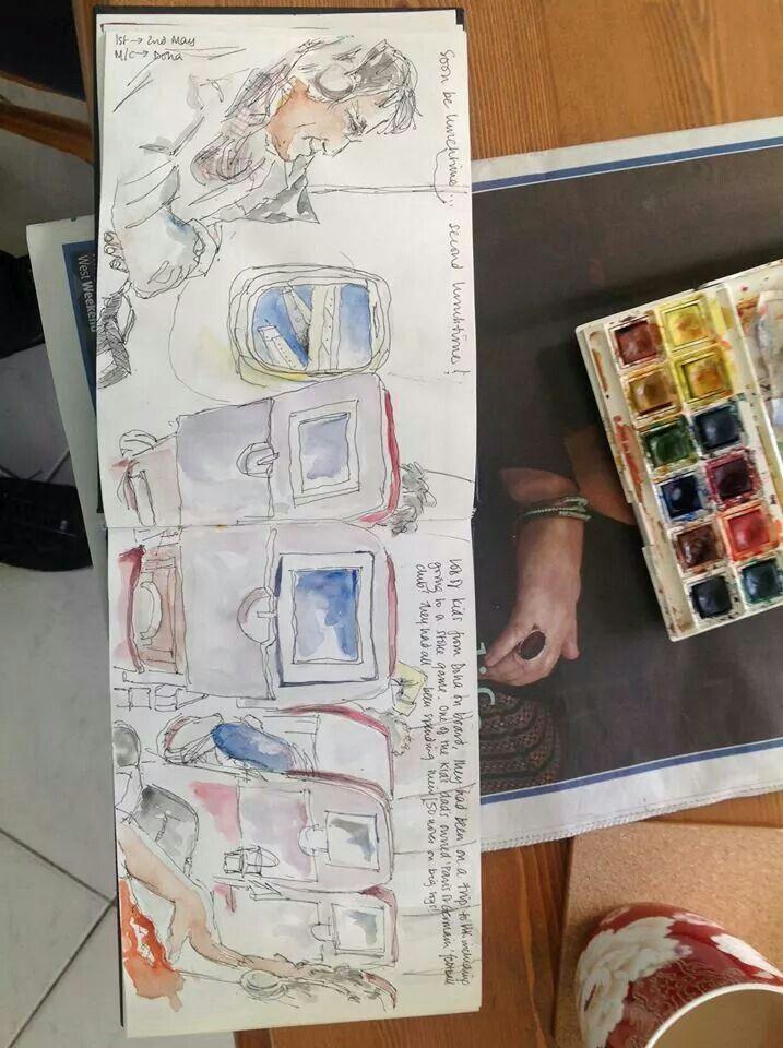 42 Best Images About Sketchbooks On Pinterest   Sketching ...