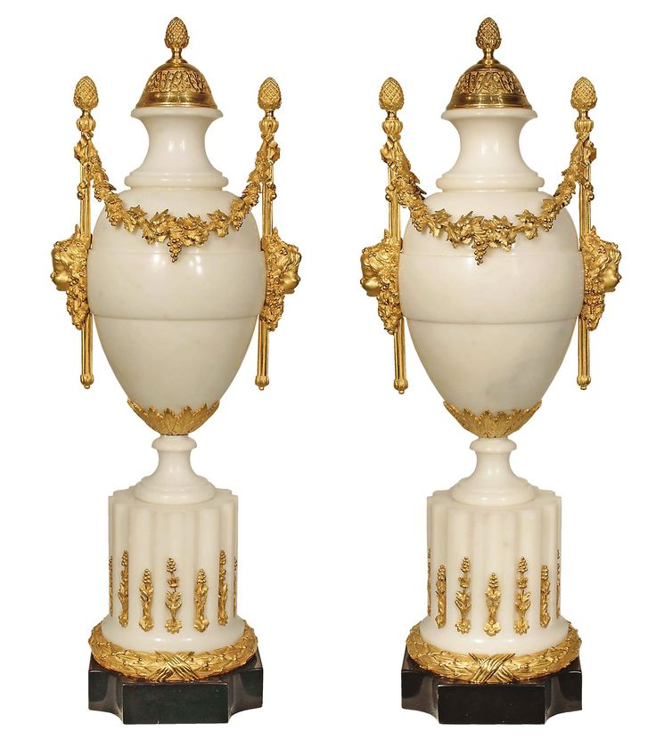 A stunning pair of French early 19th century Louis…