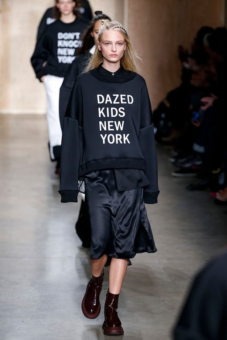 fall fashion 2016 street trend dkny