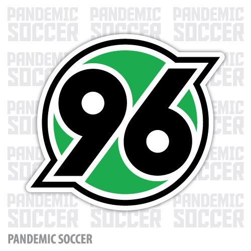 Hannover 96 Germany Vinyl Sticker Decal