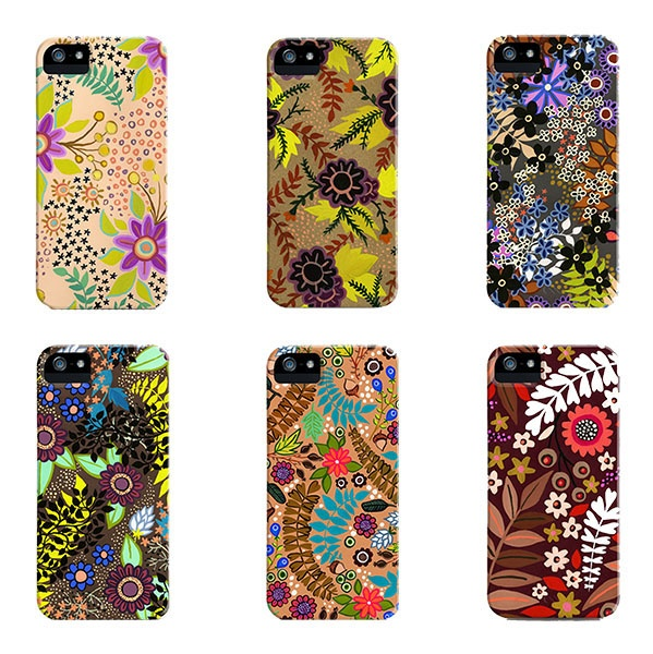 ajeillustration cell phone cases
