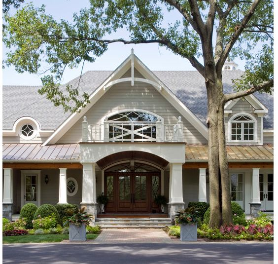 Best 25+ Exterior Home Renovations Ideas On Pinterest | Ranch Homes Exterior,  How To Paint A Brick House And Brick Exteriors