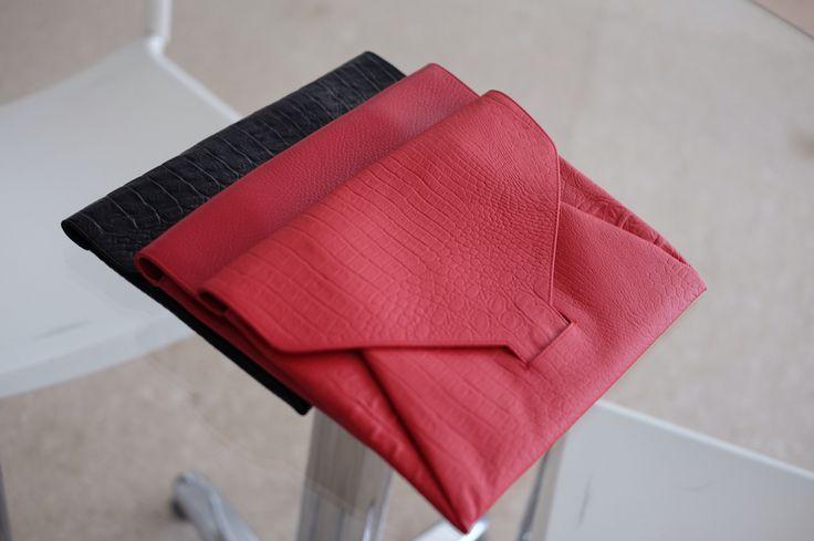 Blav Clutch Genuine Leather