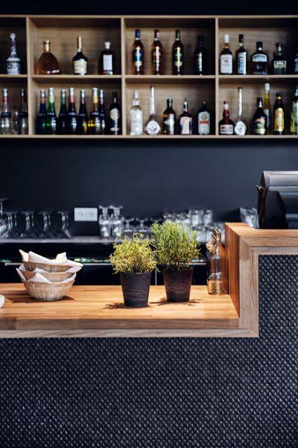Sample Restaurant Design Ideas : Best ideas about bar counter design on pinterest