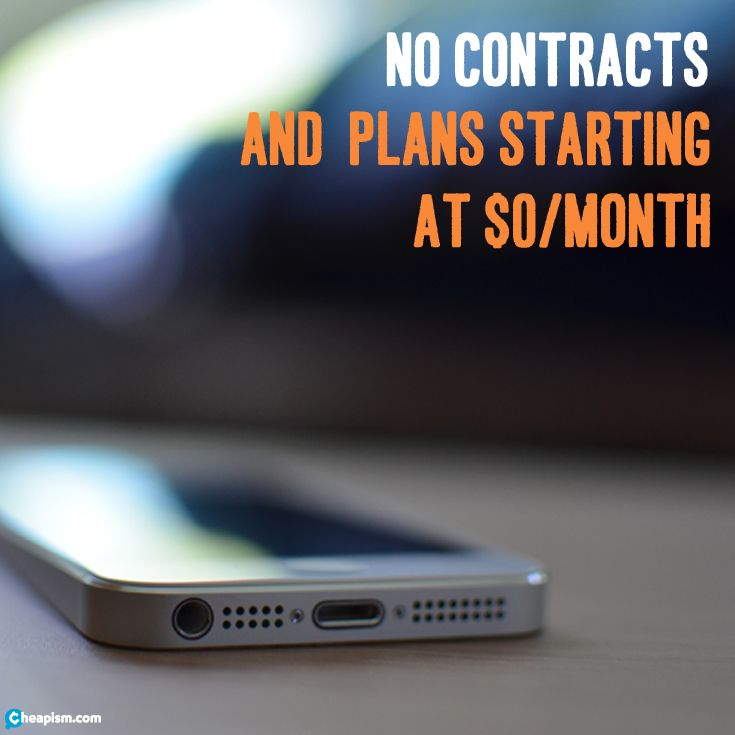 MVNOs give you the same great coverage but at a much lower cost. Plus, no pesky contracts or early termination fees.