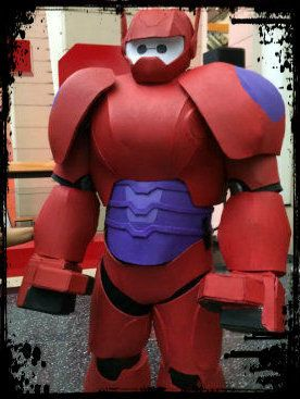 """Picture of How to make a Big Hero 6: """"Baymax"""" Costume"""