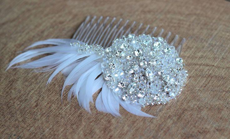 Grzebyk biżuteryjny