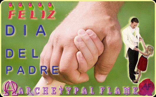 Feliz Día del Padre queridas almas,  Bonne Fête des Pères. Happy Father's day beloved souls. Glücklicher Vatertag. Χαρούμενη ημέρα του πατέρα αγαπημένες ψυχές. Amor y luz. Amour et lumière. liebe und licht, Love and light,, agape ke fos, Αγάπη και φως.  #happy  #father's  #day   #love   #light   #dia   #padre   #amor   #luz   #Archetypal   #Flame   #agape   #fos   #πατέρα   #ημέρα   #χαρούμενη   #αγάπη   #φως   #glucklicher   #vatertag  #fete   #des   #peres   #Archetypal Flame - Father's…