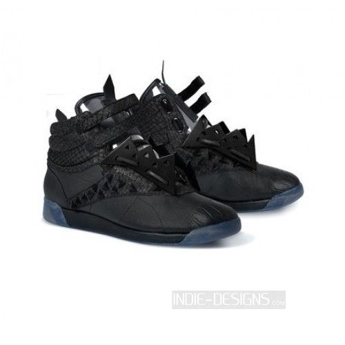 classic black reebok high tops