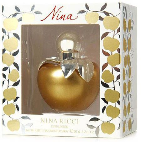 "Nina Ricci ""Nina Gold Edition"""
