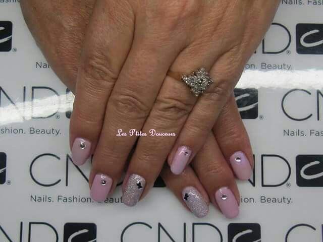 #CNDCanada, #CNDShellac, #Manicure