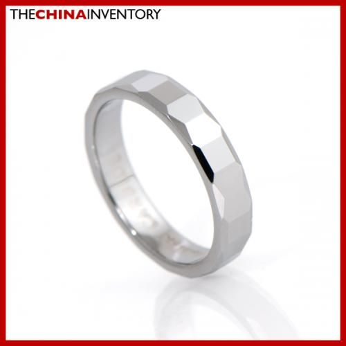 4MM SIZE 4 TUNGSTEN CARBIDE WEDDING BAND RING R1406B