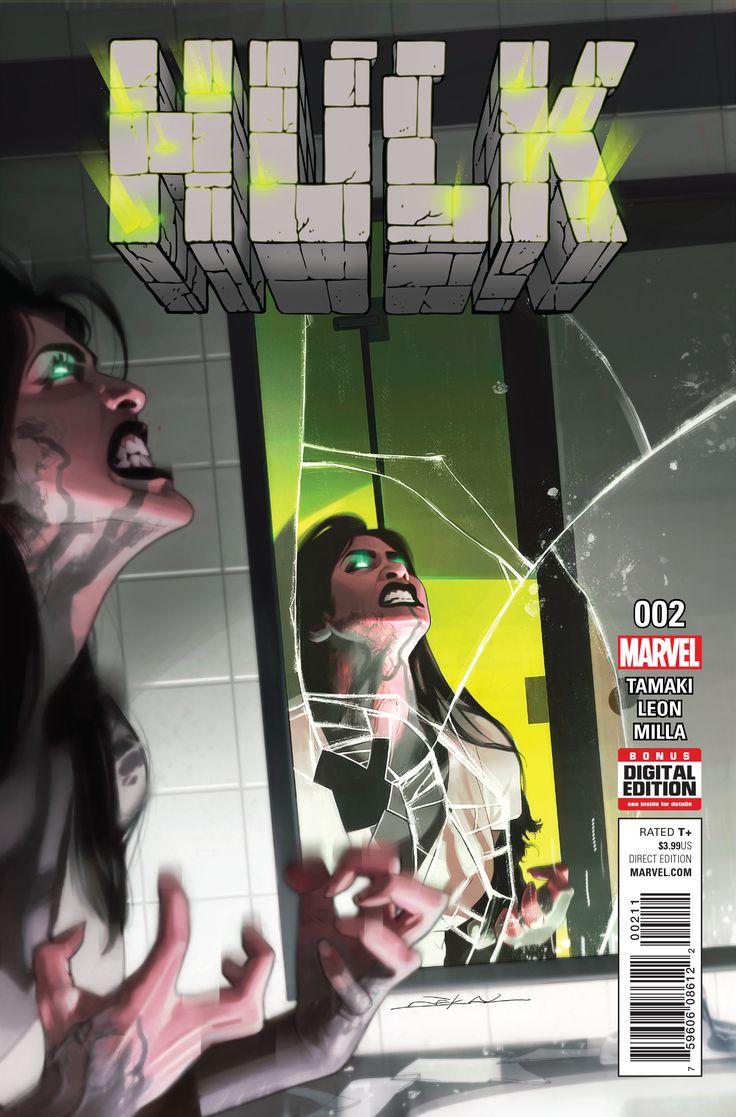 Hulk (2016) Issue #2