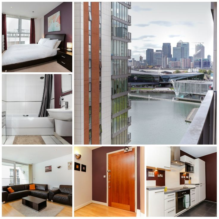 Three bedroom apartment is located for transport, being only a short walk from Royal Victoria station on the Docklands Light Railway.The apartment is fully and luxuriously furnished and interior, colours and furniture creates this ambience to the apartment.