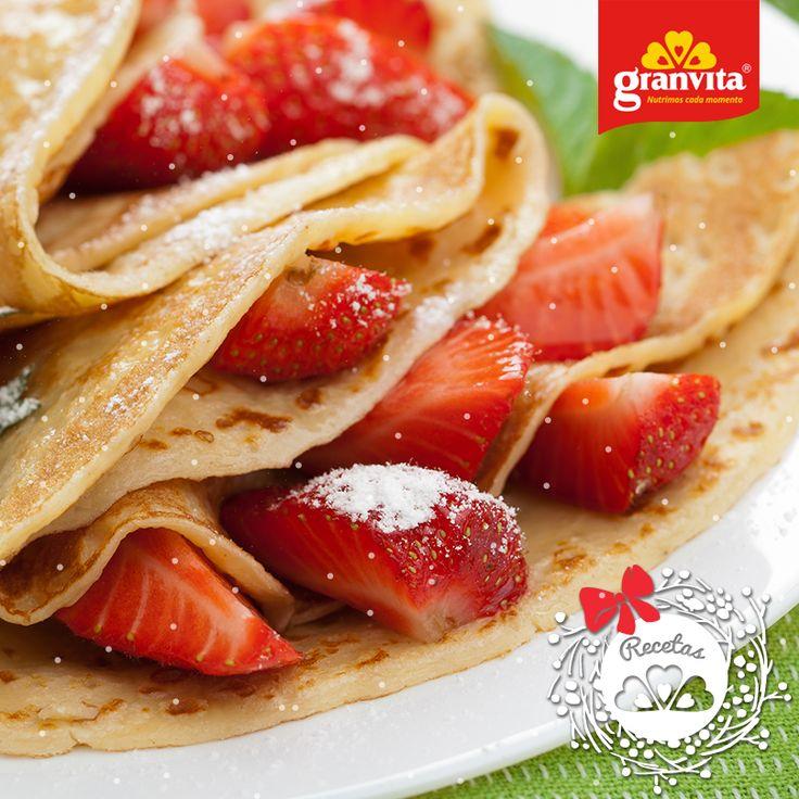 #Receta: Tortitas de avena y claras. Bajas en calorías, fáciles de hacer y muy fitness.
