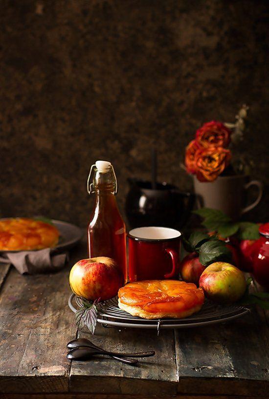 Cómo hacer tarta Tatin de manzana. Receta definitiva - Megasilvita