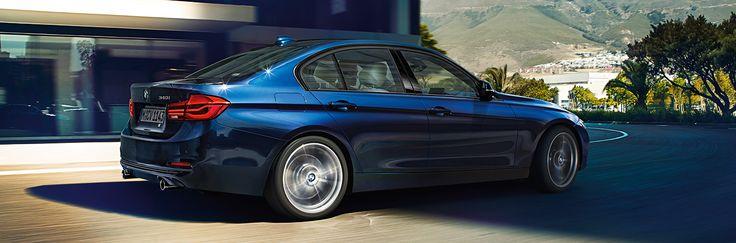 The all new BMW 340i Sedan