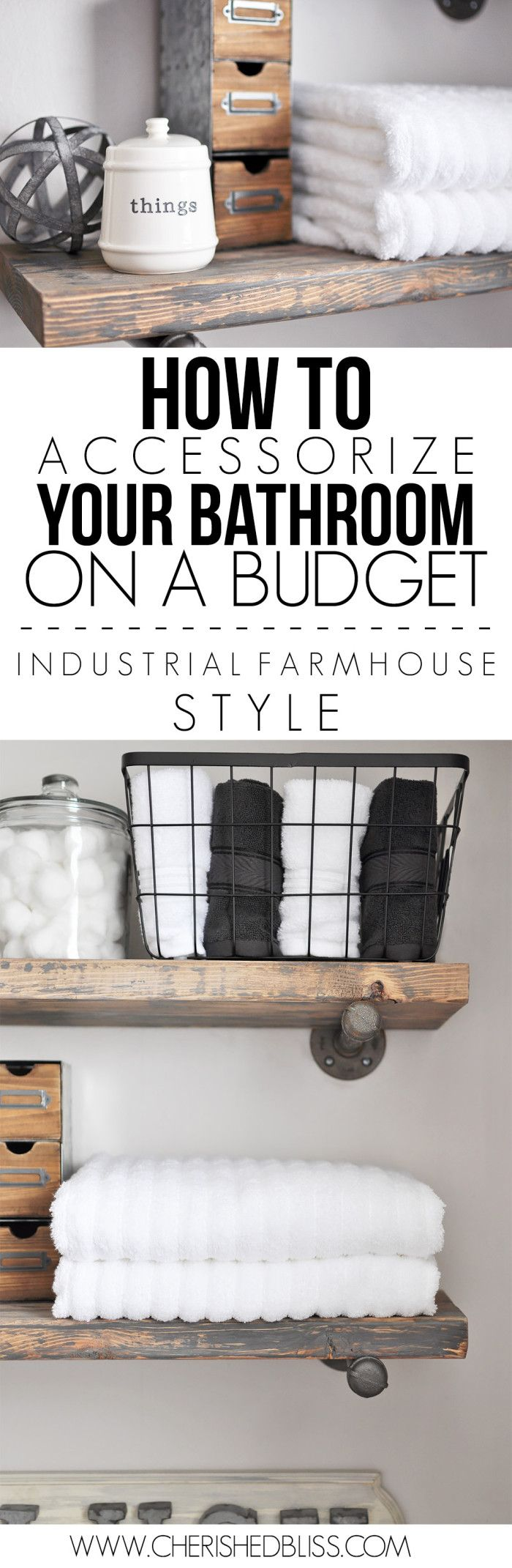 Best 25+ Farmhouse budget ideas on Pinterest | Powder room decor ...