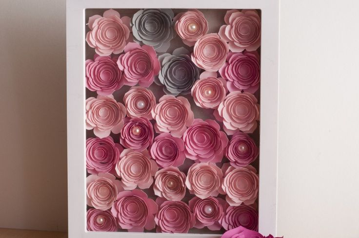 Three Paper Flowers – Silhouette Cameo Freebies at ...