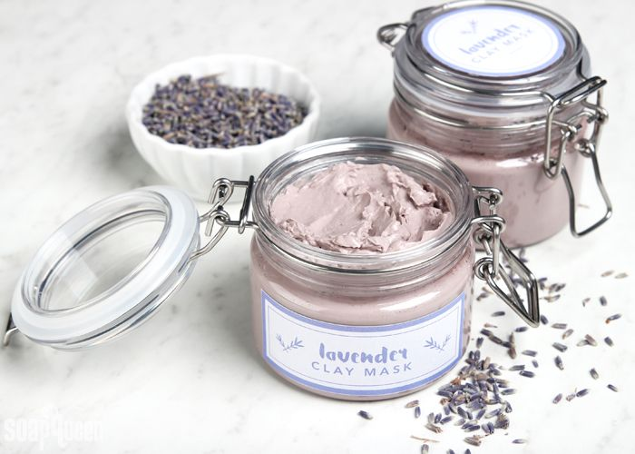 Usually clay masks are designed for oily skin. Because clay absorbs oil, it's a natural fit. This Lavender Clay Face Mask was specifically formulated for dry andsensitive skin. Don't let the list of ingredients intimidate you – it's surprisingly easy to make! Transforming the clay, water and oil into a luxurious mask is a satisfying …