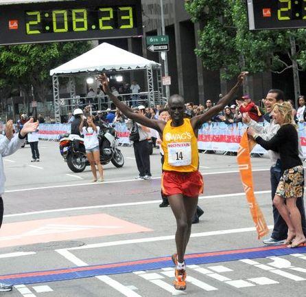 Wesley Korir Wins the 116th Boston Marathon (Results)