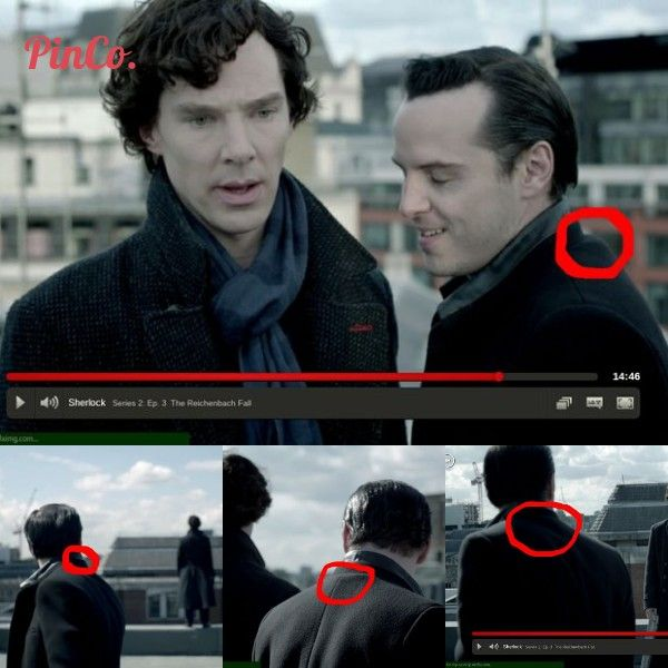 There was a bump on Moriarty's back near his neck when he and Sherlock were on the rooftop, and I think that it was a pack of fake blood under his jacket. I think he may have shot a blank and then fallen over which would pierce the fake blood bag.<<<OH MY GOD! That's how he survived?!<Brilliant!!<<HIATUS GAVE US THE TIME