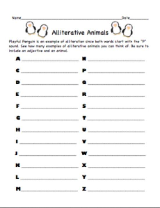 Free Sub Plan Activity Idea